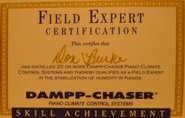 Dampp-Chaser Certified Field Expert