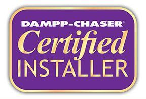 Certified Dampp-Chaser Installer and Field Technician