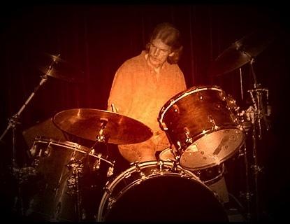 Don Burke on Drums
